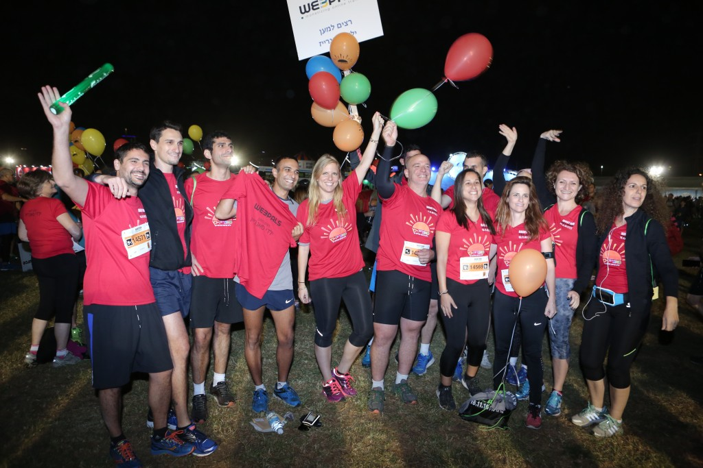 Webpals Tel Aviv Night Run 2016