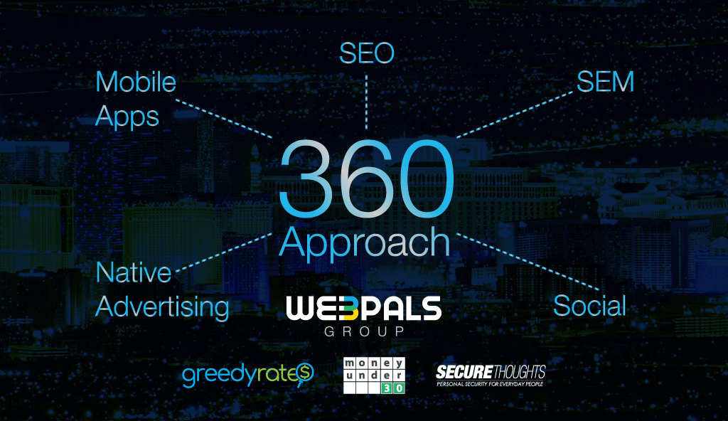 360 advertising approach webpals group