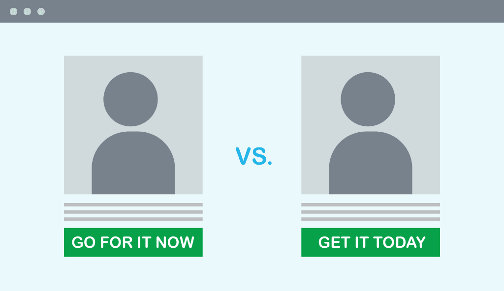 CTA test A/B testing best practices
