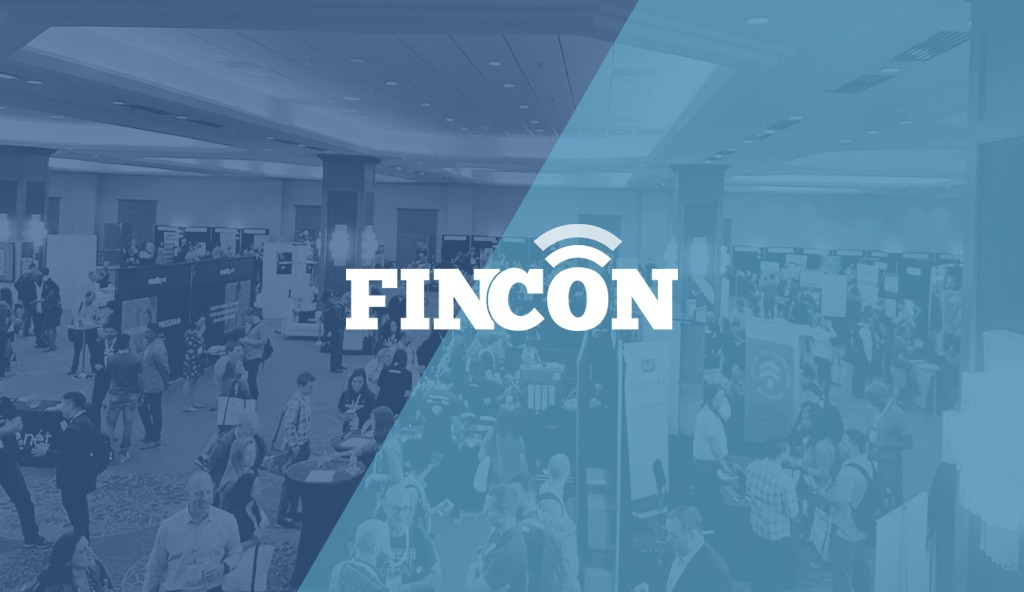 FINCON 2017: JUST 4 DAYS AND SO MUCH TO DISCOVER