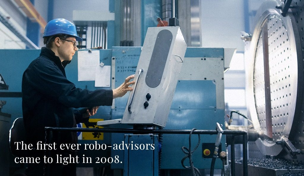 First ever robo-advisors