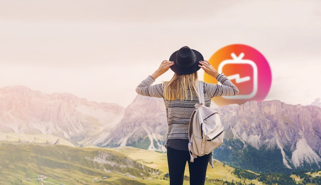 IGTV: THE PROMISED LAND FOR ONLINE MARKETERS & BRANDS