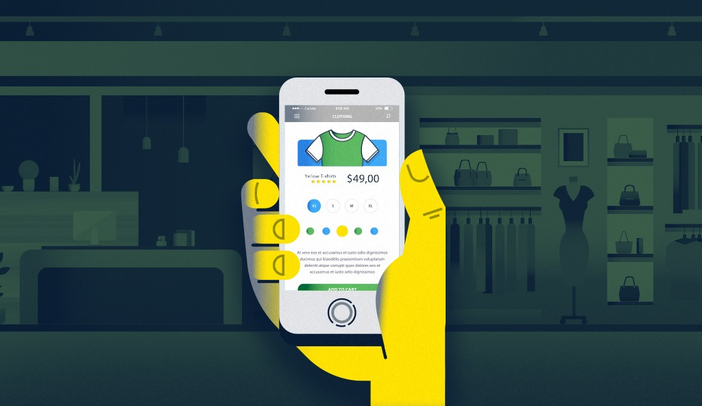OK GOOGLE, LET'S ADDRESS MAJOR CHANGES IN RETAIL AND ECOMMERCE
