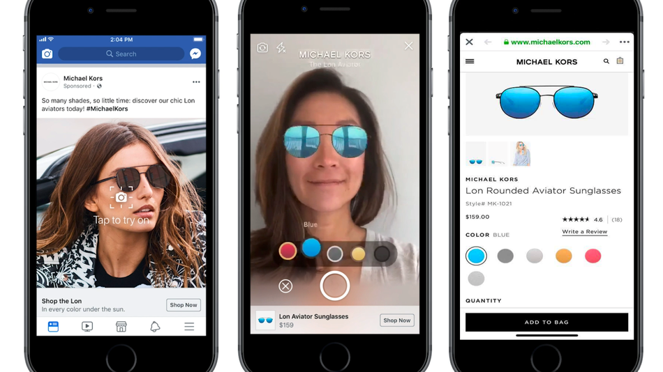 augmented reality facebook