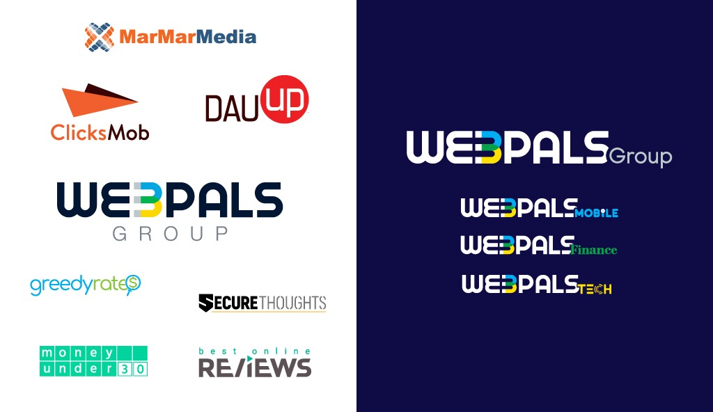 Our brands Webpals