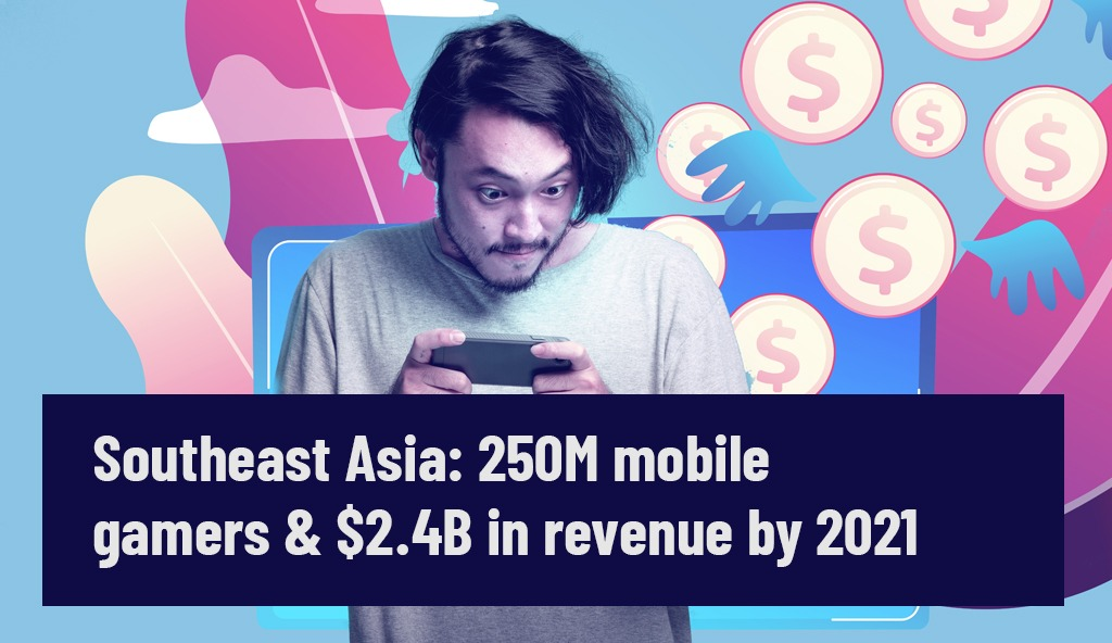 SOUTHEAST ASIA MOBILE GAMES STATISTIC