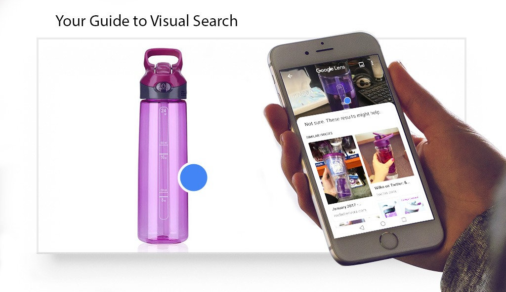 SEARCHING WHAT YOU SEE: A COMPLETE MARKETER'S GUIDE TO VISUAL SEARCH